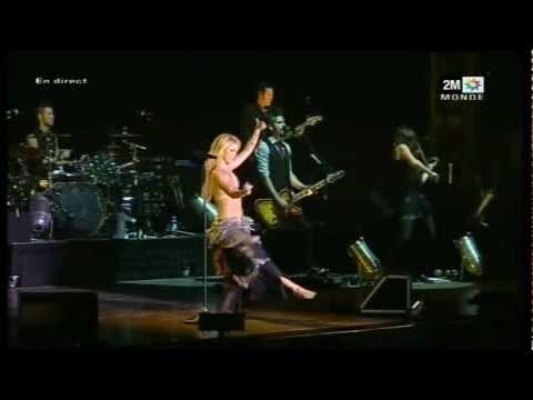 Shakira - Ojos Asi / Live in Morocco 2011