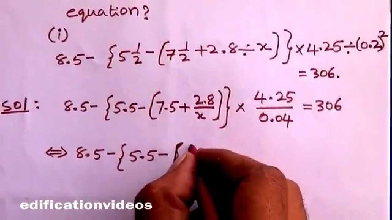 Problem solving abilities
