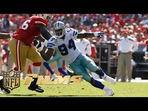DeMarcus Ware the Sackmaster | Best of Sound FX | NFL Films