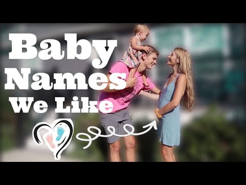 Baby Names For Baby #2 // 18 And Pregnant