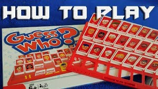 How to play GUESS WHO? in Hindi