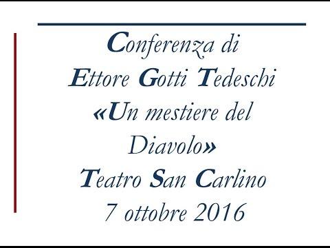 Ettore Gotti Tedeschi a Brescia con l'ASBB