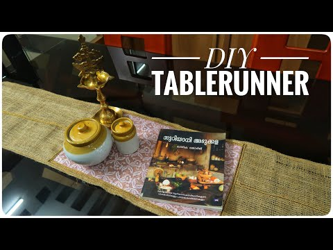 diy-table-runner-|-table-runner-using-jute-|-table-runner-ideas-|-deepa-john