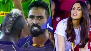 Reason Behind Dinesh Karthik Anger Revealed   KKR Vs KXIP , IPL 2019   Latest News