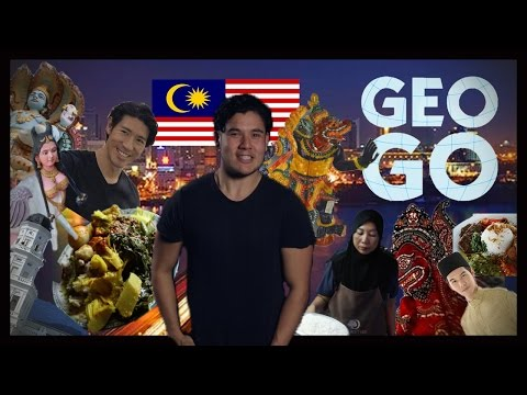 Geography GO! Malaysia / Johor Bahru (Geography Now)