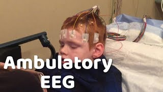 24 Hour EEG what to expect ~ seizures