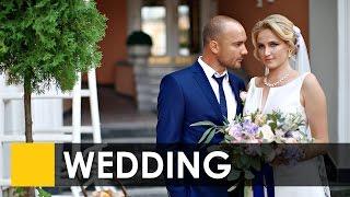 Самая красивая, нежная свадьба (свадебное видео)! Украина. Киев