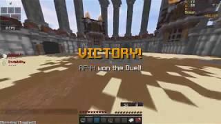 Minecraft: Hypixel UHC 11 Star Thinks I Cheat?