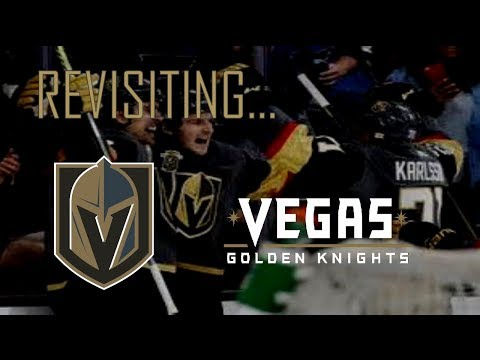 Revisiting... The Vegas Golden Knights