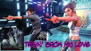 Dance Central Fanmade ''Takin' Back My Love'' By Enrique Iglesias Ft Ciara Mp3