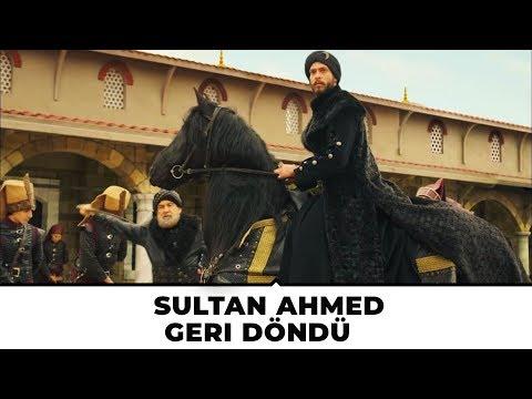 muhteşem yüzyıl kösem 15.bölüm  sultan ahmed geri dönüyor