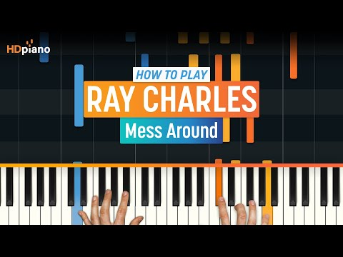"""How To Play """"Mess Around"""" by Ray Charles 