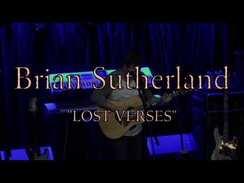"BRIAN SUTHERLAND   ""LOST VERSES"""