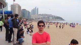 A Trip to Busan, South Korea