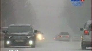 Тайфун в Хабаровске. Новости 26.11.13.(На дальнем востоке прошел тайфун.Хабаровск завалило снегом. Дальний восток накрыл снежный циклон. Подпишис..., 2013-11-26T09:26:03.000Z)