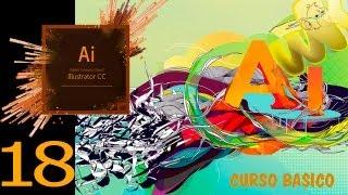 Adobe illustrator CC tutorial, poner texto, Curso Básico Español CS6 Capitulo 18