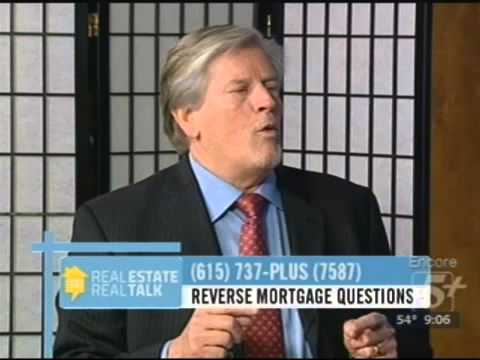 Real Estate Real Talk: Reverse Mortgages