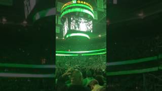 Boston Celtics Intro Game 7 Semifinals Playoffs | Celtics vs Wizards