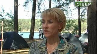 Туристична перлина Чернігівщини – Голубі озера — відкрила сезон(, 2015-06-22T12:19:27.000Z)