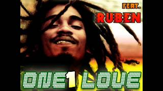 ONE1 LOVE      JAH MELODY FEAT   RUBEN