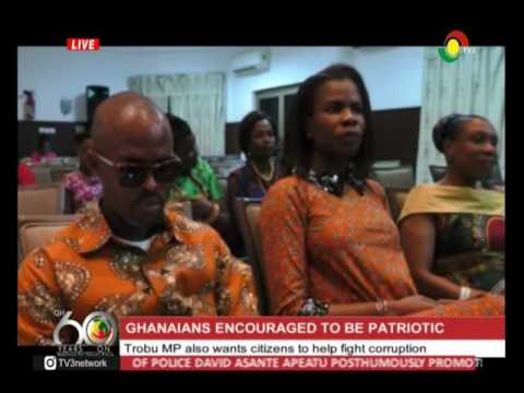 PPI Ghana, patriotism advocacy group launched