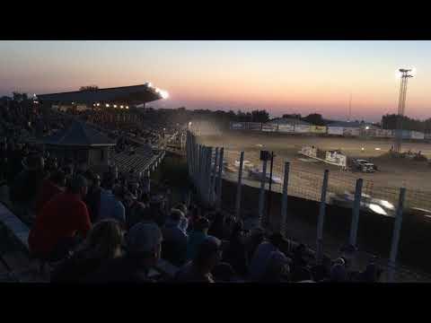 2017 September 10 River Cities Speedway John Seitz Memorial B-main