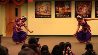 """Keerthanai ---""""Bho Sambho"""" --Amudhasri Dance School"""