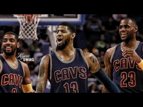 Paul George no Cleveland Cavaliers???