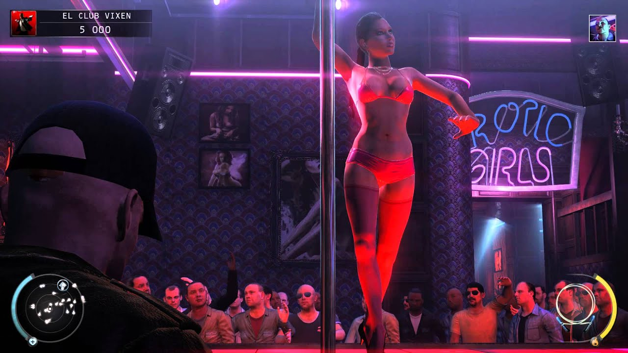 Bar De Putas hitman absolution - bar y prostitutas