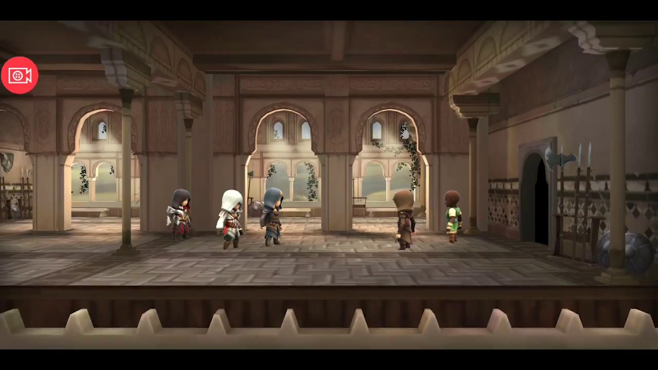 Assassin S Creed Rebellion Launched For Android And Ios Gamerbraves