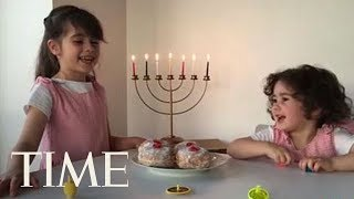 The Surprising Origins Of 5 Hanukkah Traditions: Find Out The History Behind The Traditions | TIME