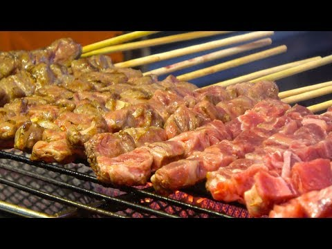 Taiwan Street Food | Juicy Grilled Beef