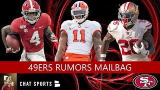 49ers Rumors Mailbag: Draft A WR At #13? Trade Tevin Coleman? Cardinals A Major Threat In NFC West?