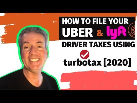 how-to-file-your-uber-&-lyft-driver-taxes-using-turbotax-[2020]