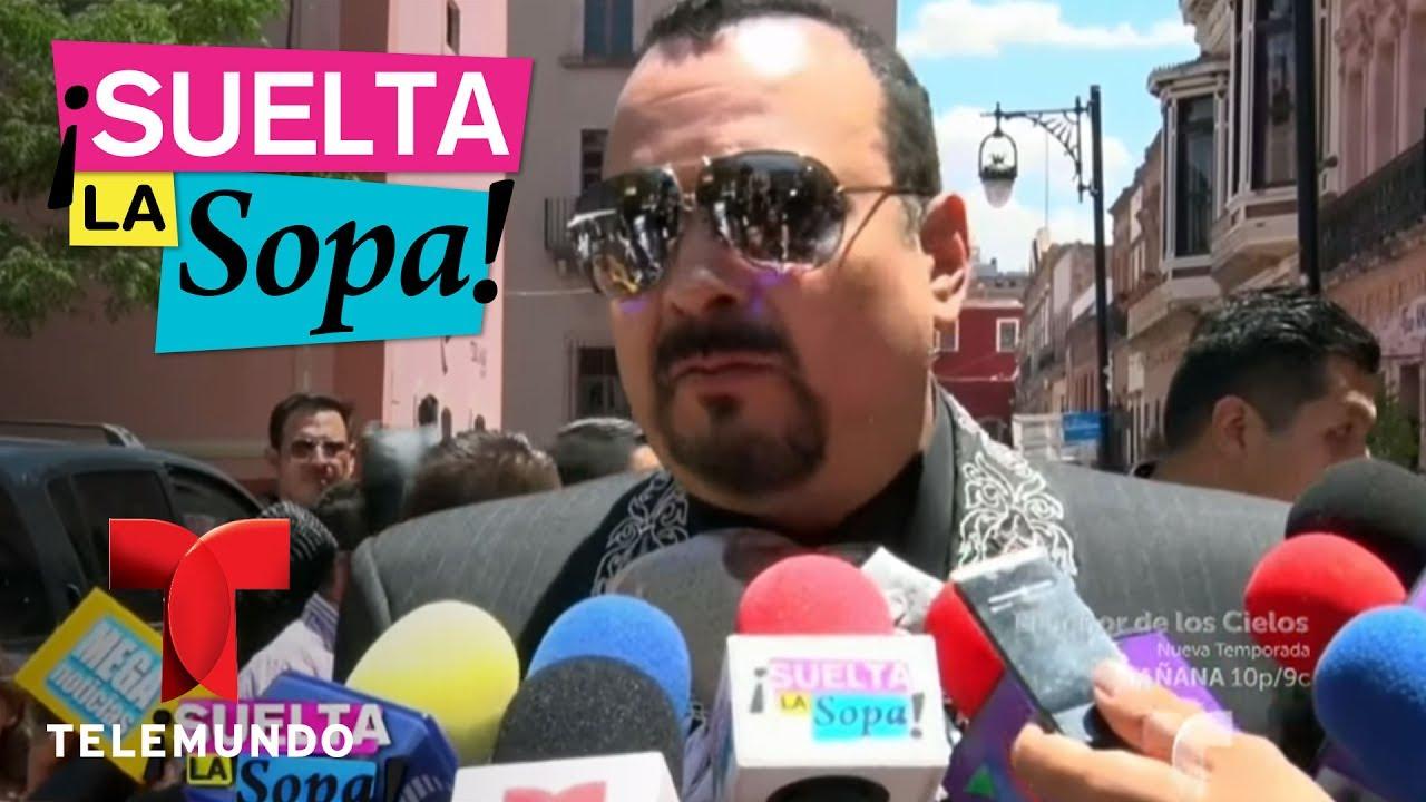 Pepe Aguilar reprueba las malas decisiones de su hijo | Suelta La Sopa | Entretenimiento