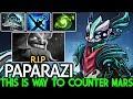 Paparazi [Outworld Devourer] This is Way to Counter Mars Insane Magic Burst 7.21 Dota 2