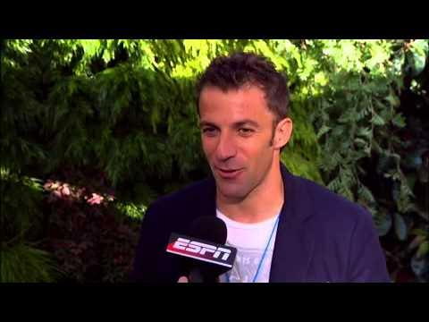 Del Piero habló de su experiencia en Sydney