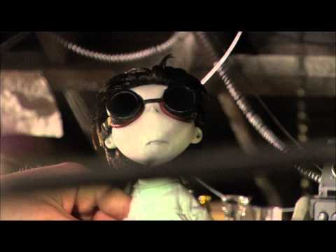 Frankenweenie (2012) : Time Lapse, Storyboards & Animators Behind The Scenes