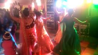 Funny special wedding dance