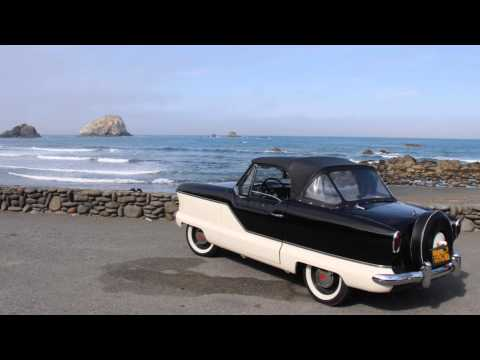 Nash Metropolitan Road Trip to Tacoma