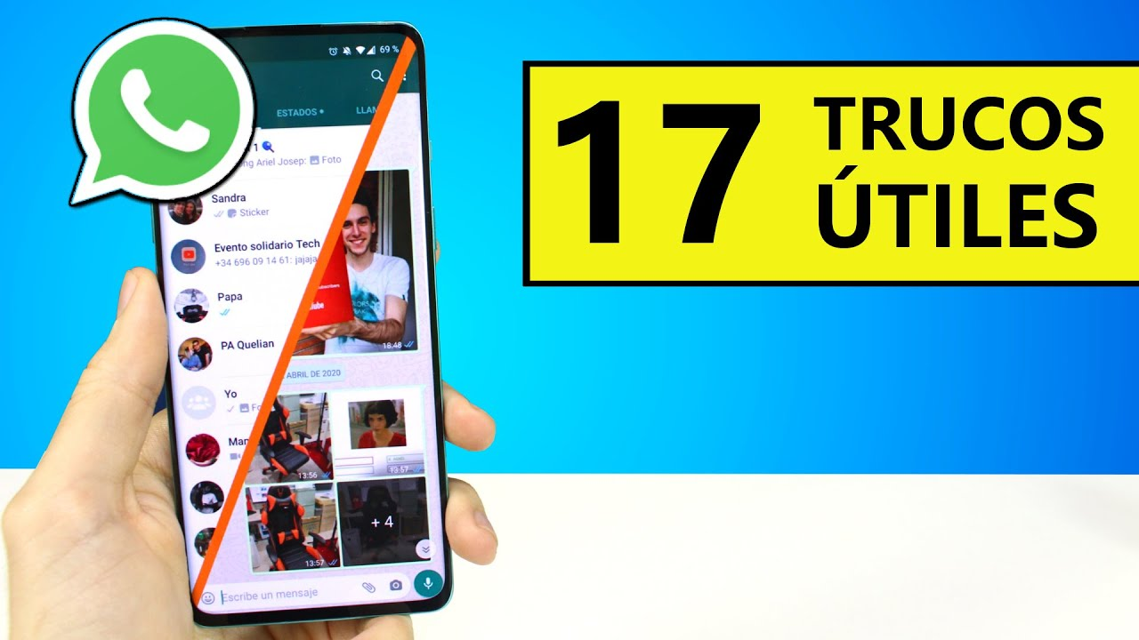 Download 17 TRUCOS para WHATSAPP que DEBES CONOCER - Nivel PRO 2020
