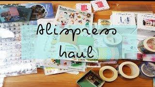 aliexpress haul part 2 (a lot stationary again!!)