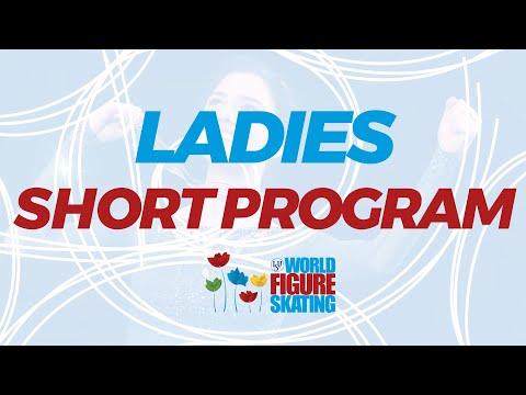 Ladies Short Program | 2017 ISU World Figure Skating Championships Helsinki FIN | #WorldFigure