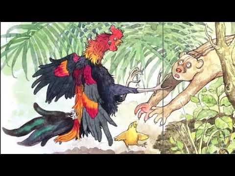 Cerita Ciki Si Anak Ayam oleh Zaharuddin Sarbini