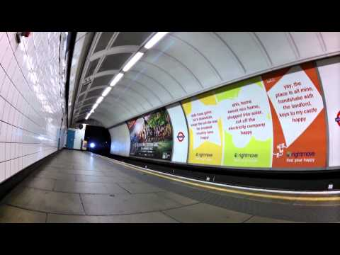 Oxford Circus Tube