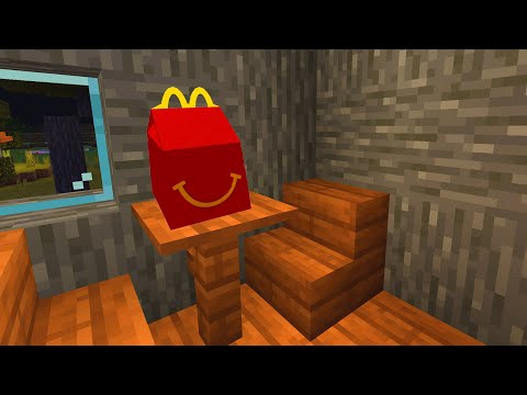 Minecraft - Happy Meal