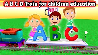 Abcd   Alphabet for kids   Abc song   A for apple   Abc phonic song for children   nursery rhyme