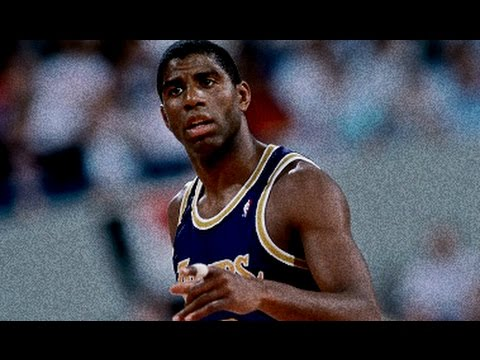 Magic Johnson: Passing Skills Compilation (Part 1)