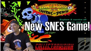New SNES Game - Sydney Hunter and the Caverns of Death - Gamester81
