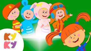 КУКУТИКИ - Сборник всех первых любимых песен хитов - Машинка, Кря кря, День Рождения, Молоток
